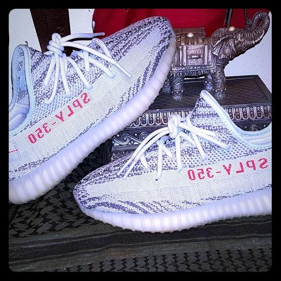 Adidas Yeezy Boost 35 Blue Tint
